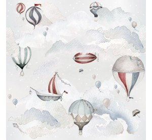 Balloons Adventure Tapeta