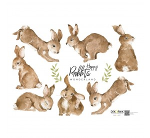 Happy Rabbits Wonderland...
