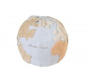 Lorena Canals Pufa World Map